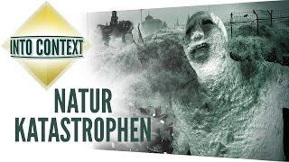 Aktive Vulkane, Naturkatastrophen und das Schicksal der Menschheit I INTO CONTEXT