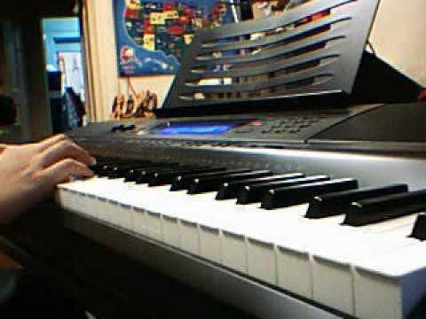 Love Drunk Piano Revised tutorial