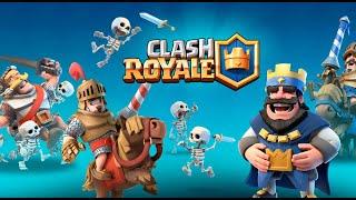 Jugando Clash Royale
