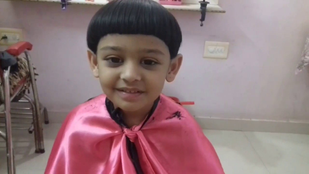 Apple Hair Cut With Back Steps Youtube