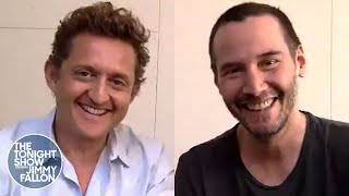 Keanu Reeves and Alex Winter Say Bill & Ted Was Meant to Be