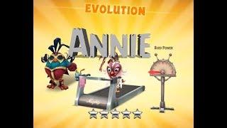 Evolution Annie - Angry birds Evolution