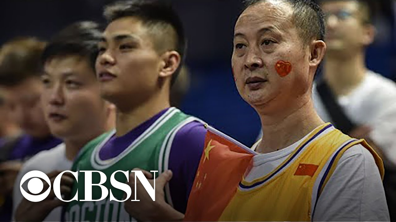 Chinese companies cut ties with NBA over tweet supporting Hong Kong protests