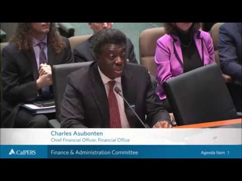 Finance & Administration Committee Part 1 | December 19, 2017
