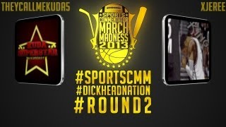 2013 Sports Commentator March Madness - #4 TheyCallMeKuda5 VS #5 xJeRee | #DHN Round 2