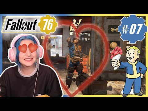 Kati flirtet mit einem Fremden?!   Let's Play Fallout 76 #7