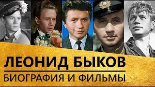 Леонид Быков актер [биография и фильмы]