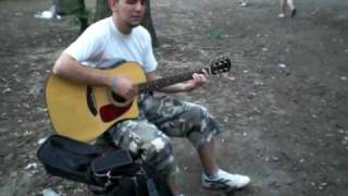 Nikolay Dimitrov playing Accidental Man by Marillion