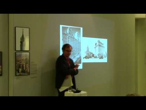 Barry Bergdoll Book Talk: Partners in Design: Alfred H. Barr Jr. and Philip Johnson