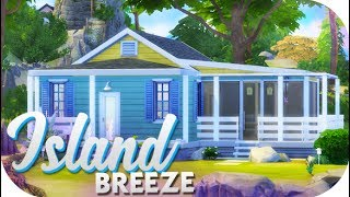 THE SIMS 4 // SPEED BUILD — ISLAND BREEZE 🌴