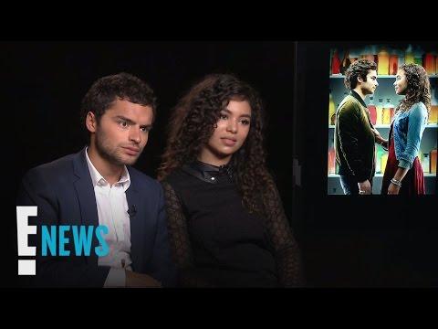 Jessica Sula and Sebastian De Souza Talk