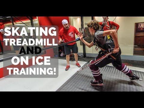Hockey Treadmill & Development Training Ottawa - Practice With a Purpose!
