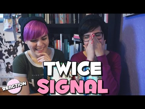 Thumbnail: TWICE - SIGNAL ★ MV REACTION