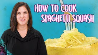 The Easiest Way Cook Spaghetti Squash | Food 101 | Well Done