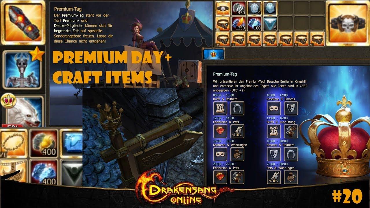 Drakensang Online Premium