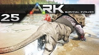ARK: Survival Evolved || 25 || Saber-Toothed Death