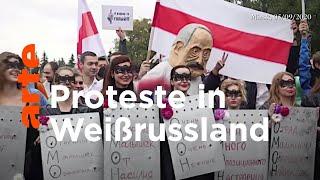 Belarus: Der Widerstand im Exil | ARTE Reportage