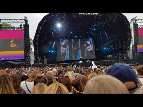 ED SHEERAN - DON'T - LIVE IN SWANSEA SINGLETON PARK RADIO 1 BIG WEEKEND