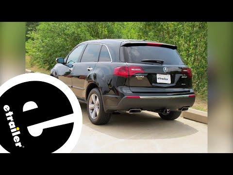 Etrailer | Best 2010 Acura MDX Hitch Options