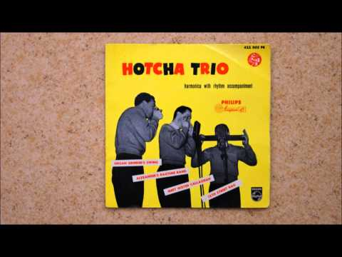 Hotcha Trio - Organ Grinder´s Swing