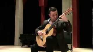 Danse espagnole no.5, Enrique Granados, interprétée par Christophe Pratiffi