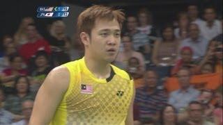 Malaysia v Japan Badminton Men
