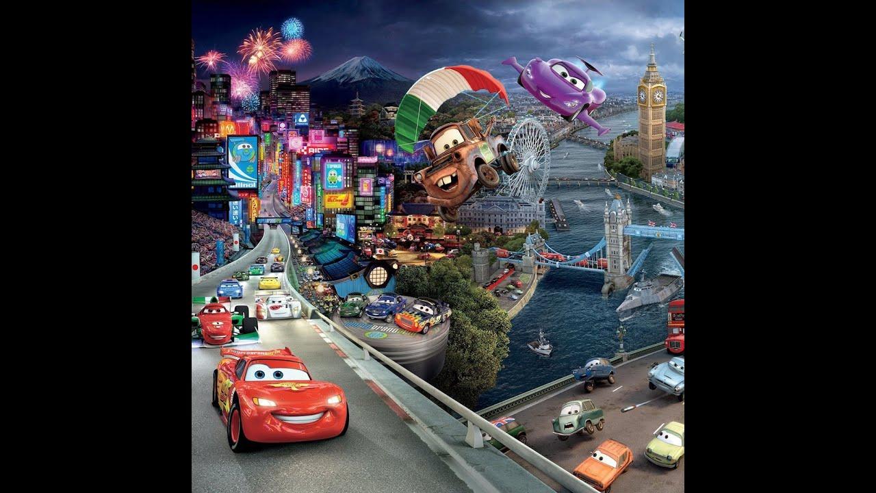 Meilleures photos de disney pixar cars 2 voitures de course youtube - Voitures cars disney ...