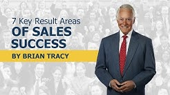 7 Key Result Areas of Sales Success