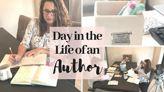 [2.79 MB] Day in the Life of an Author 2018 | Working, Chores and Authortube