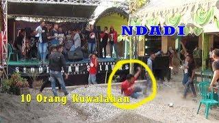 Kidung Wahyu Kolosebo - Kesurupan ARESA Bandung Cah TeamLo Punya