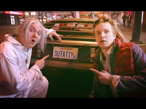 How I Met My Mother: A Back to the Future Parody Musical ACT TWO
