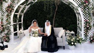 نهى نبيل وتغطية حفل زواج بيبي عبدالمحسن كامل