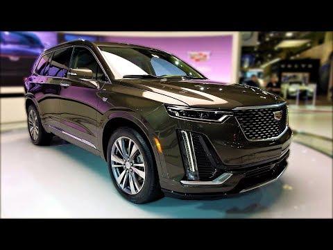 NEW - 2020 Cadillac XT6 AWD 6.2L V6 - INTERIOR and EXTERIOR Full HD 1080p 60fps