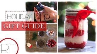 DIY Holiday Gifts + Holiday Gift Favorites