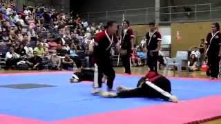 X Treme Team-2014 ISKA World Cup Grand Championships