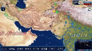 Geopolitical Simulator 4:  2018 - All Roads Lead to Delhi Ep. 48 - Russian Satellites