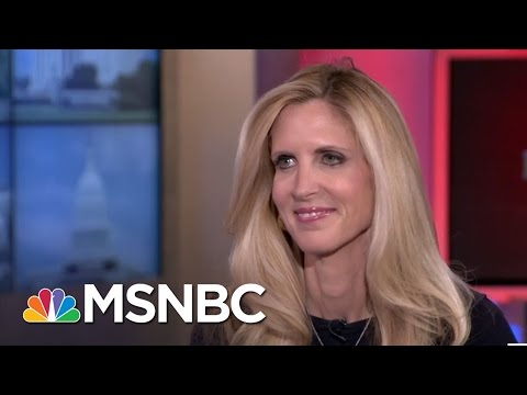 Ann Coulter Makes The Case For Trump | Hardball | MSNBC