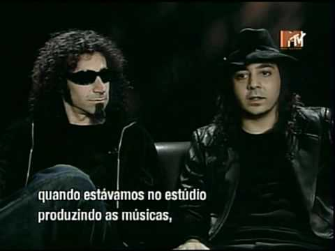 Serj Tankian& Daron Malakian interview in Brazil