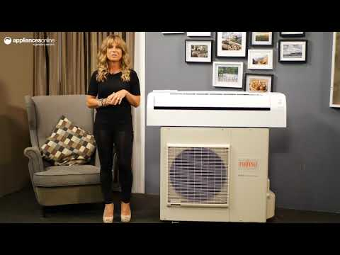 Product Review: Fujitsu ASTG30KMTA 8 5kW Reverse Cycle Split System Inverter Air Conditioner