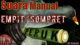 Gambar cover Suara Pikat Mandar Manual|peruk|bentiungan|Meunom