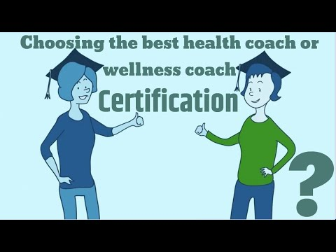 Want to be a health coach or wellness coach? Watch this first! [2020]