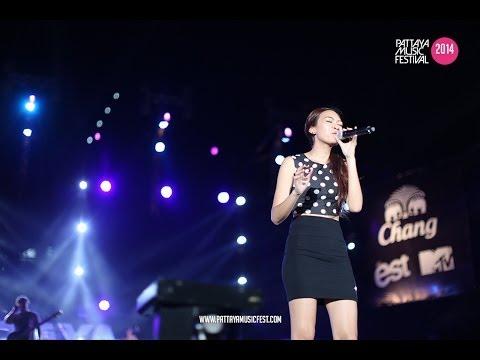 Klear ร่มสีเทา || Pattaya Music Festival 2014 Official ...