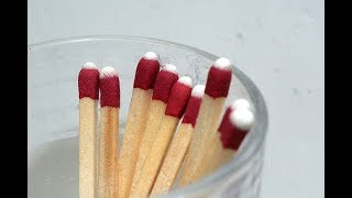 Match Stick Making Process By Universal Home Care Products Inc, Hyderabad