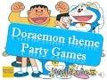 Doraemon cartoon theme party Games // Games for Doraemon theme party