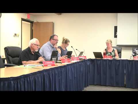 June 10, 2019 School Board Meeting