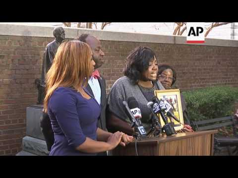 Victim Relatives Confront Roof, Honor Loved Ones