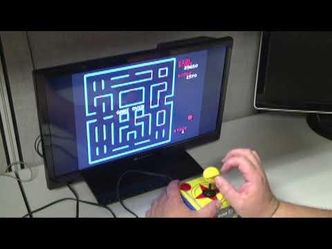 Jeff's ManCave Episode 7: Pac Man Plug N Play Pt. 1