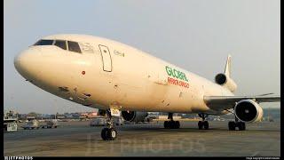 त्रिभुवन अन्तराष्ट्रिय बिमानस्थलबाट यसरी उड्यो Global Africa Cargo जहाज || Intro Nepal