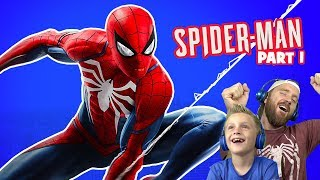 Let's Play MARVEL'S SPIDER-MAN | KIDCITY