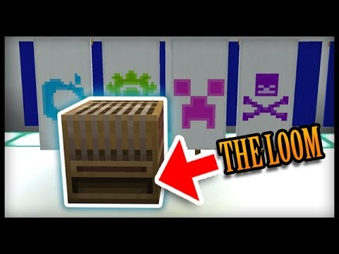 How To Use The New Loom In Minecraft